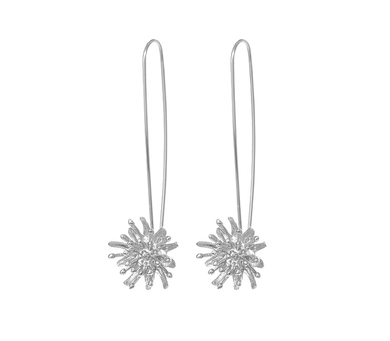 Mt Cook Lily Earrings