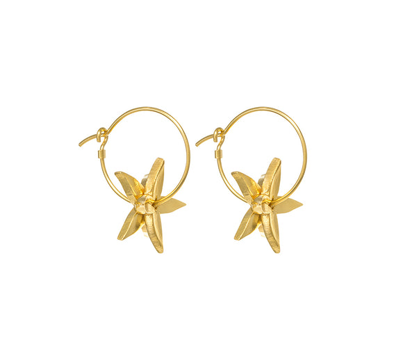 Star Anise Earrings