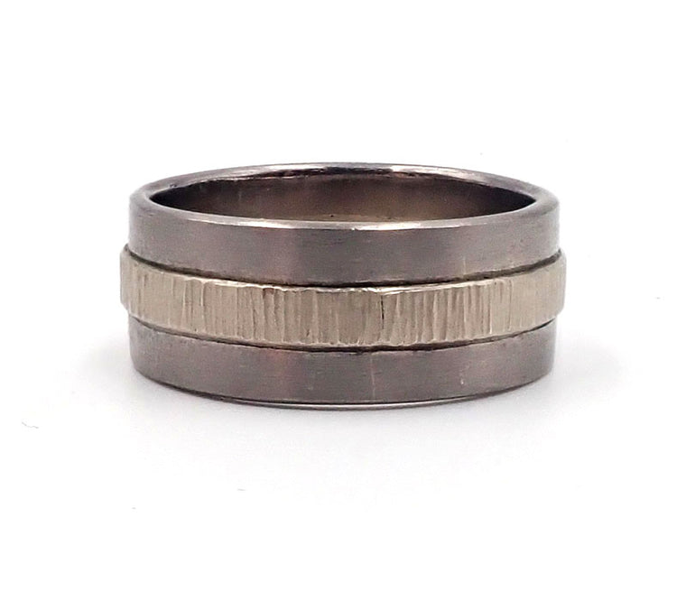 Three Band Ring