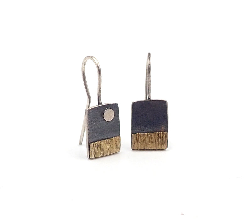 Hayfield Moonlight Earrings