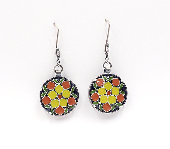 Manuka Earrings