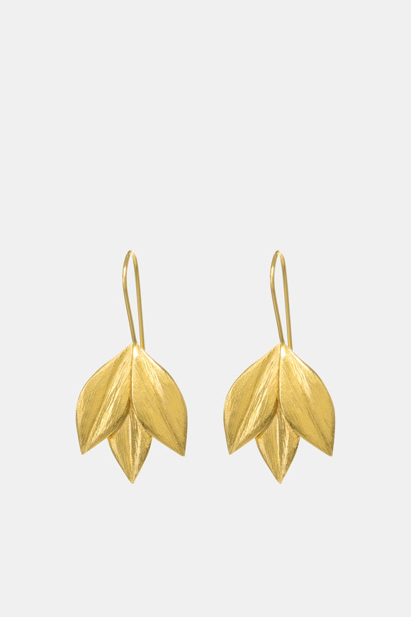 Royal Jewellery Studio Kiri Schumacher gold earrings