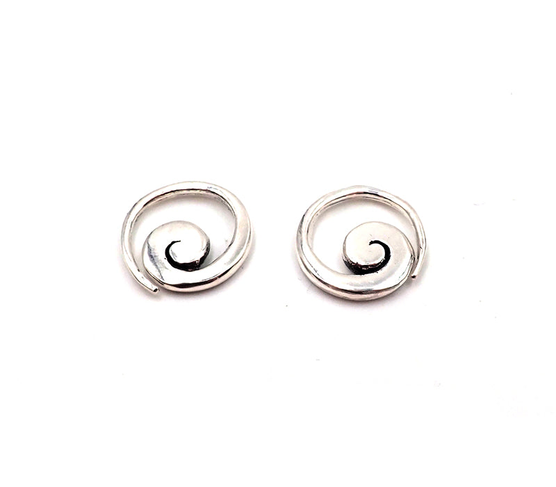 Large Koru Earring