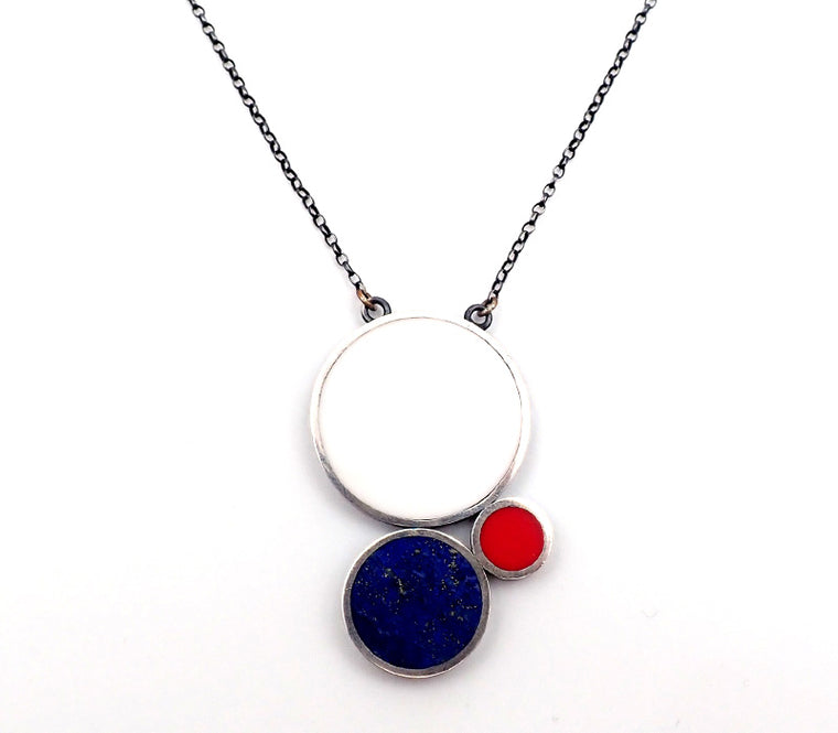 Tripple Disc Pendant