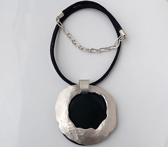 Burnout and Marsden Disk Pendant