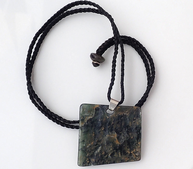 Tangiwai Rectangle Pendant
