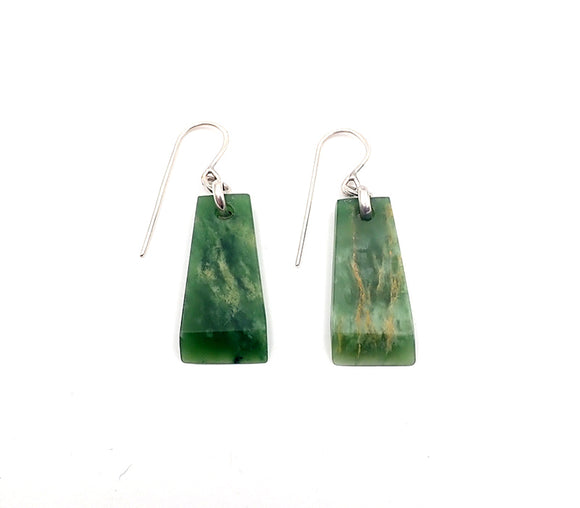Toki Flower Jade Marsden Earrings