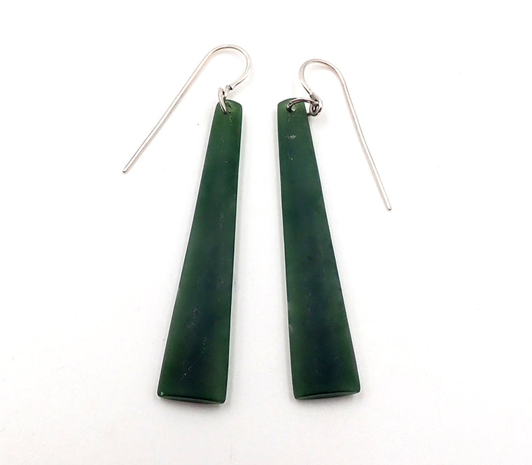 Long Inanga Toki Earrings