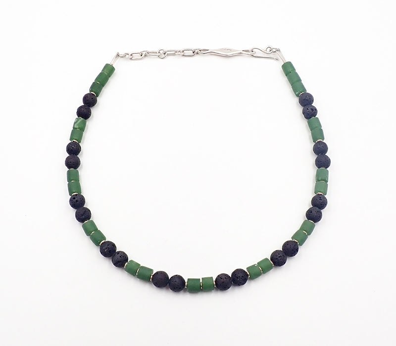 Lava and Cascade Necklace