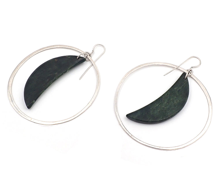 """NZ Jewellery"" ""New Zealand Jewellery"" ""NZ Made"" ""NZ handmade"" ""nz handmade earrings"" ""earrings""  ""nz earrings"" ""handmade earrings"" ""hooks"" ""studs"" ""silver earrings"" ""greenstone earings"" ""pounamu earrings""  ""Dan Millett"""