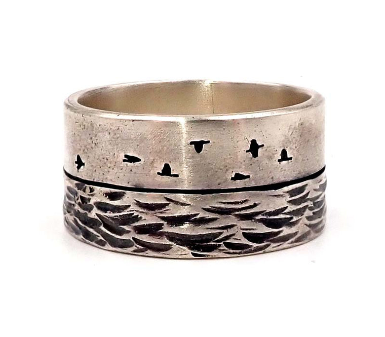 Sea Bird Ring