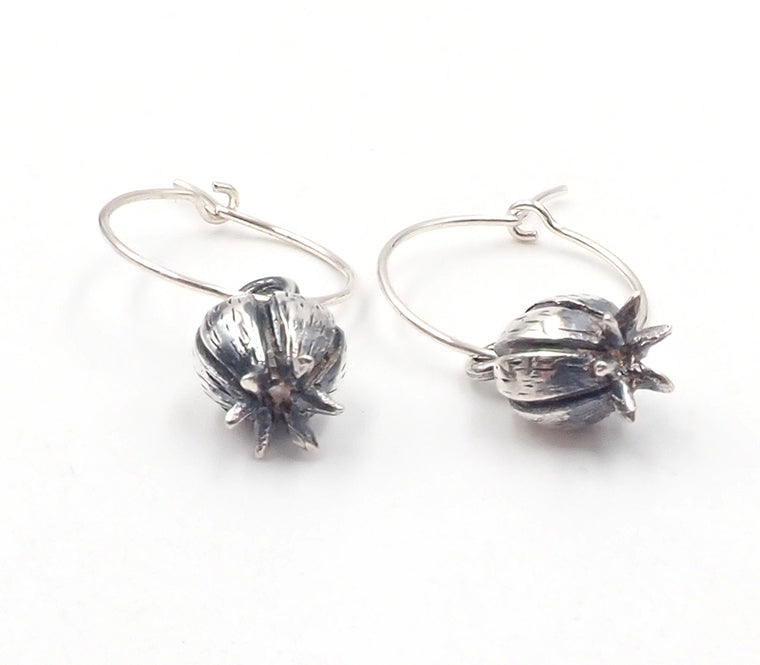 Seed Form Earrings