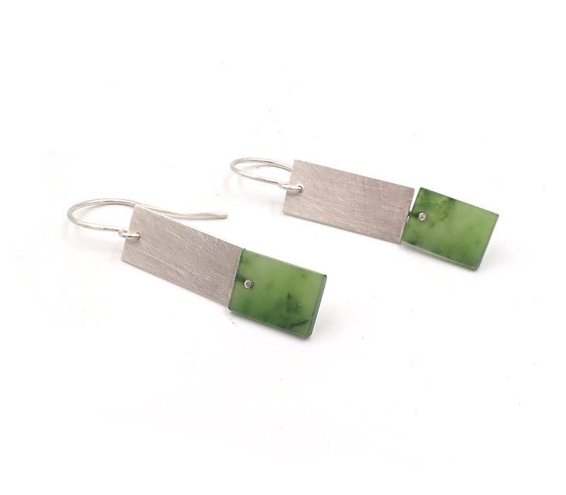 Panel Earrings
