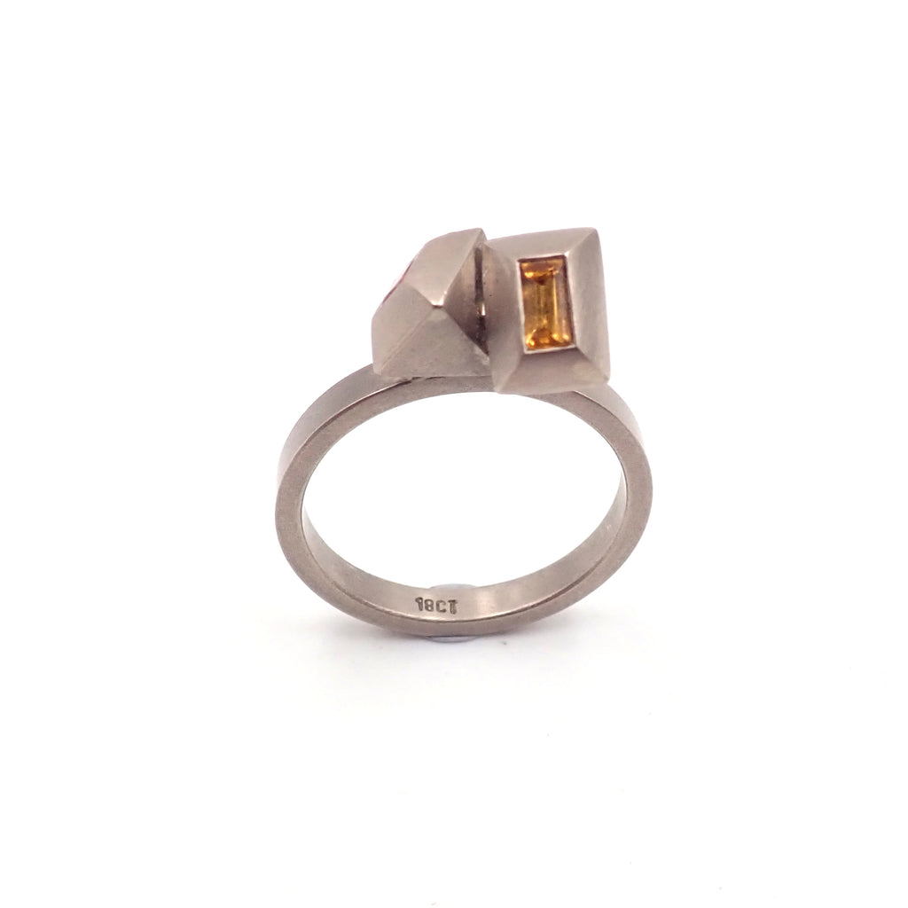 Cocktail Garden Ring
