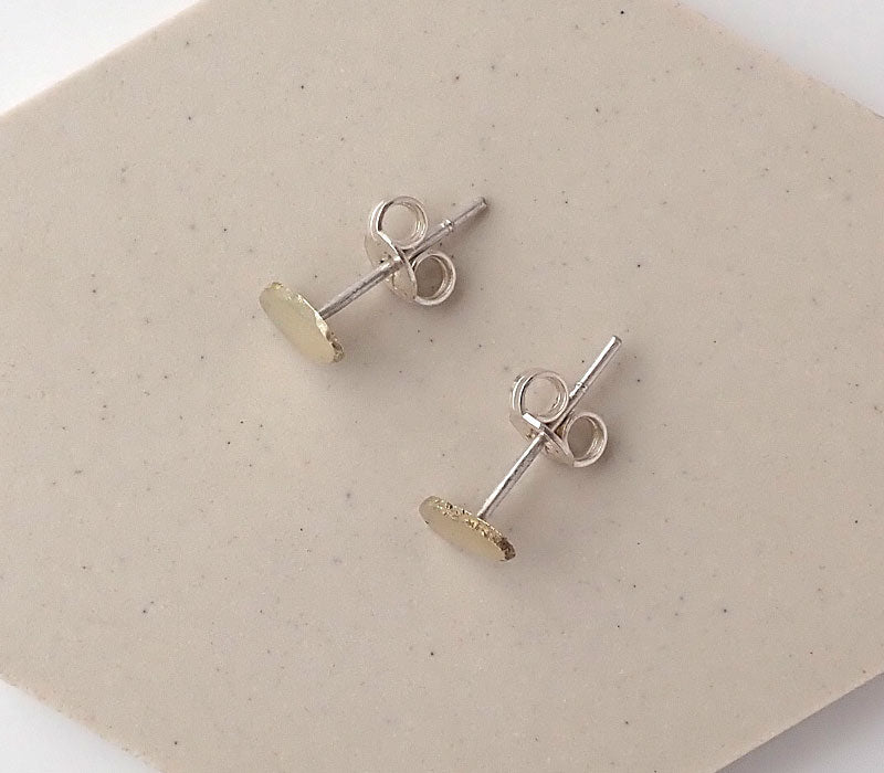 Sprue Stud Earrings