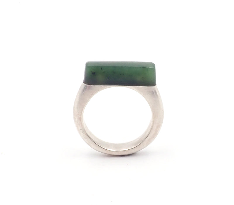 Signet style ring