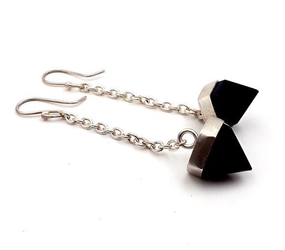 'Black Magic' Earrings