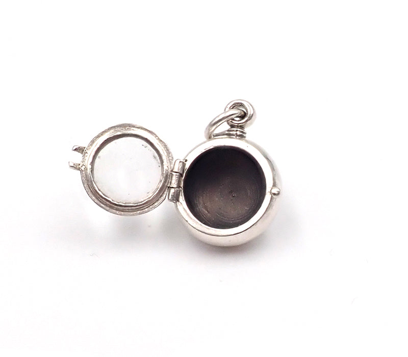 Small Porthole Locket