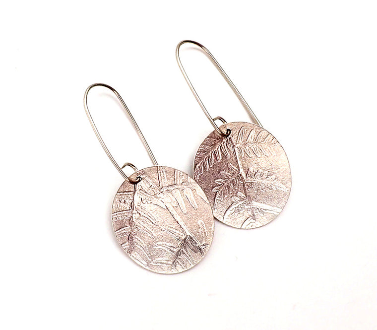 Fern Pool Earrings