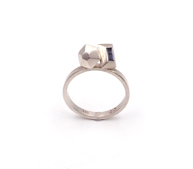 Cluster 'Diamond' Ring