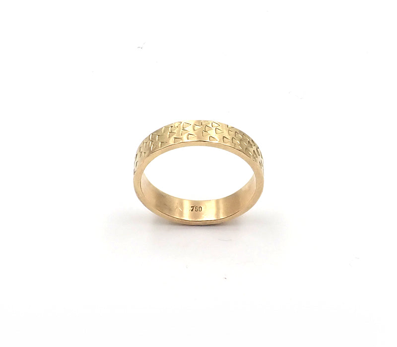 gold ring Kate Barton nz jewellery