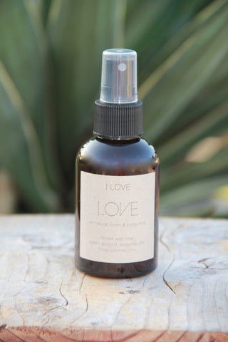LOVE Room & Body mist