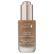 2nd Skin Foundation: Cocoa Olive Squalane + Fruit Pigments