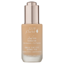 2nd Skin Foundation: Peach Bisque Olive Squalane + Fruit Pigments