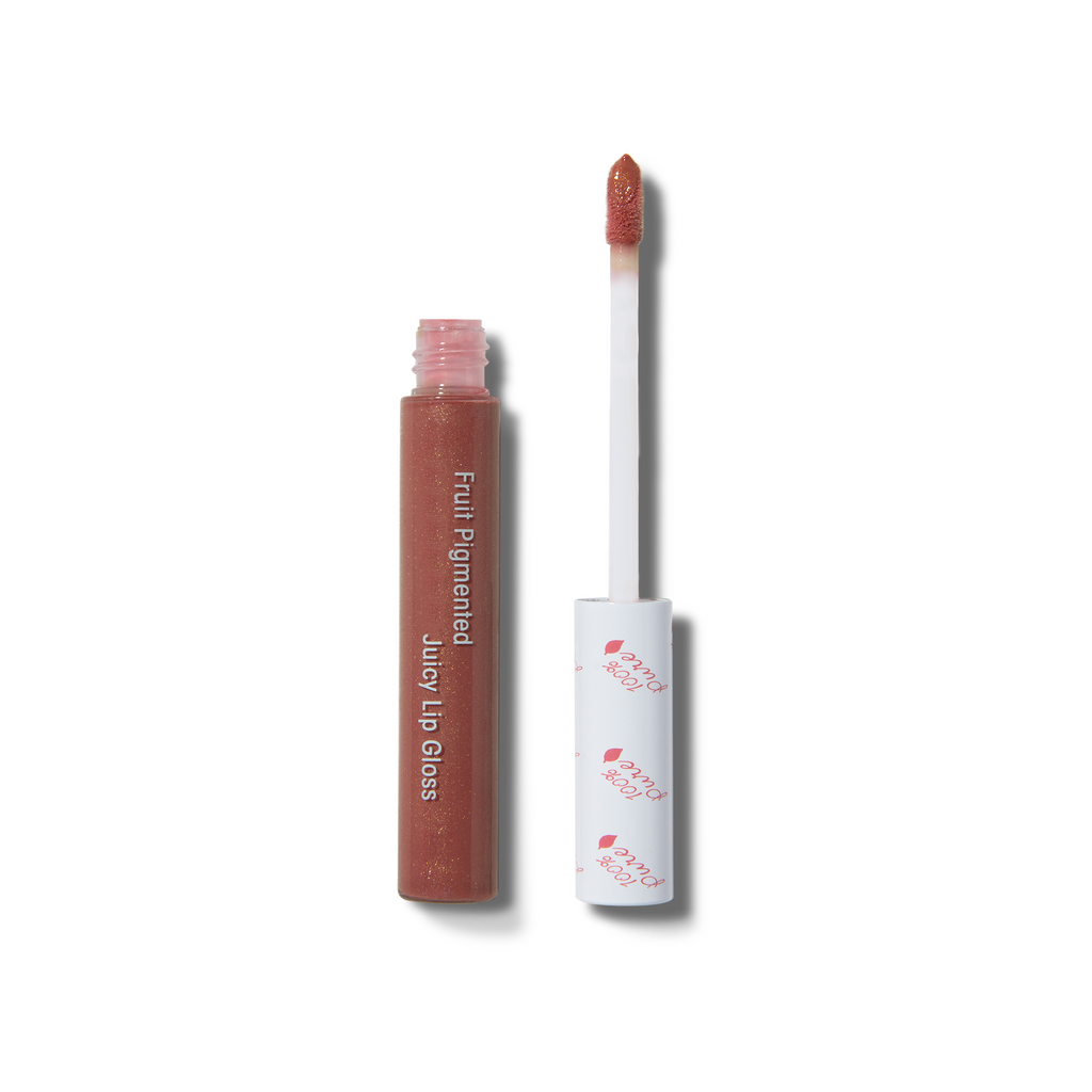 Fruit Pigmented Lip Gloss: Shimmery Cocoa Berry (Discontinued)