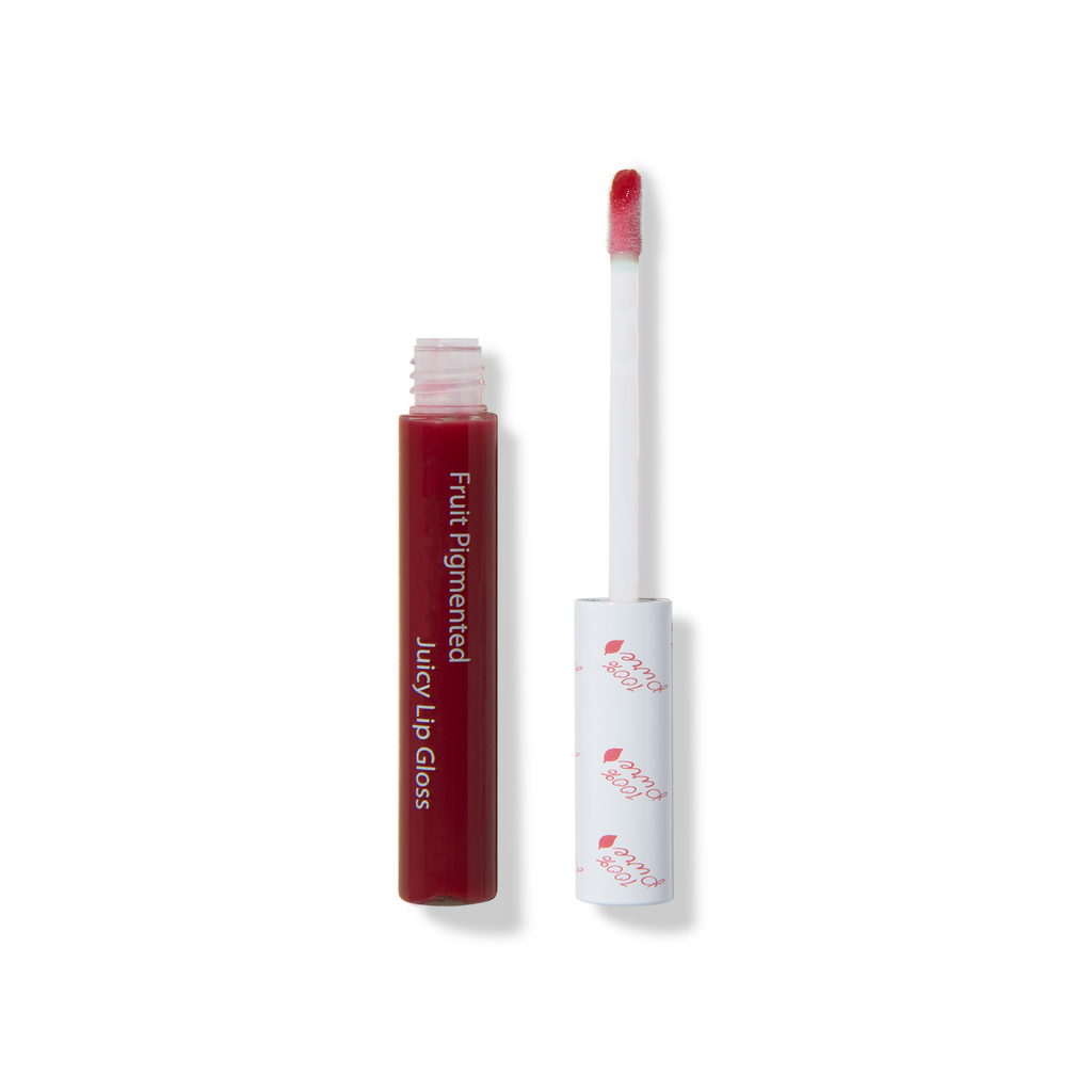 Fruit Pigmented Lip Gloss: Sheer Cherry (Discontinued)