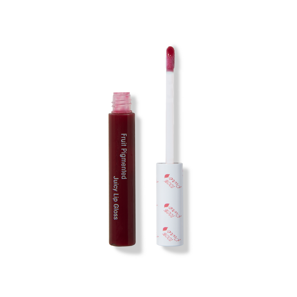 Fruit Pigmented Lip Gloss: Sheer Pomegranate Wine (Discontinued)