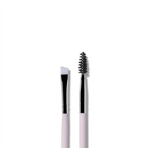 Cruelty Free Dual Ended Eyebrow Brush