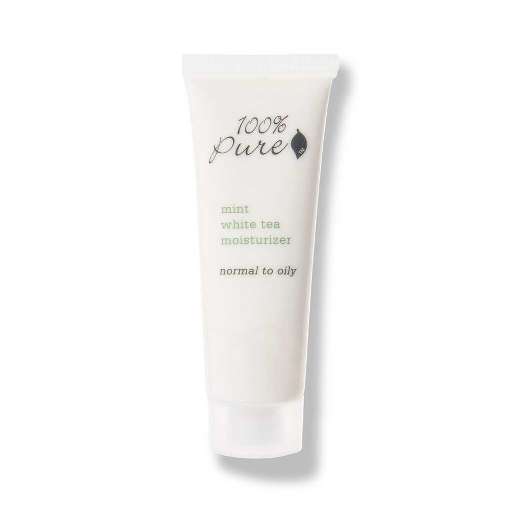 Mint White Tea Moisturizer