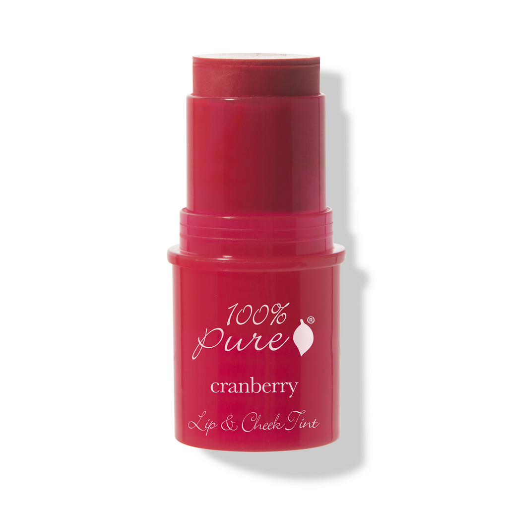 Fruit Pigmented Lip & Cheek Tint: Cranberry Glow