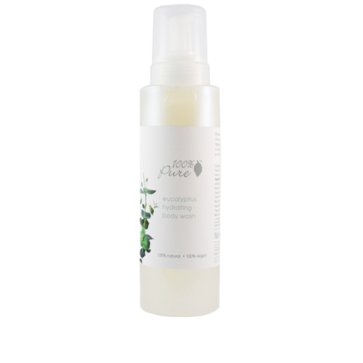 Eucalyptus Hydrating Body Wash (Discontinued)