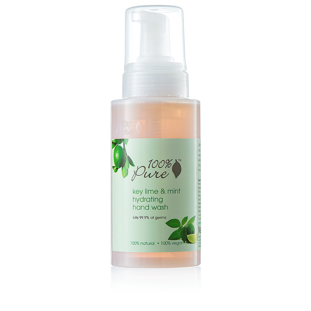 Key Lime Mint Hydrating Hand Wash Discontinued