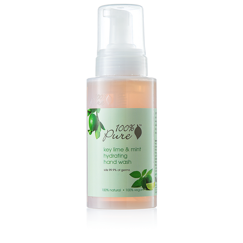 Key Lime Mint Hydrating Hand Wash (Discontinued)