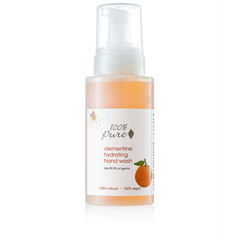 Clementine Hydrating Hand Wash (Discontinued)