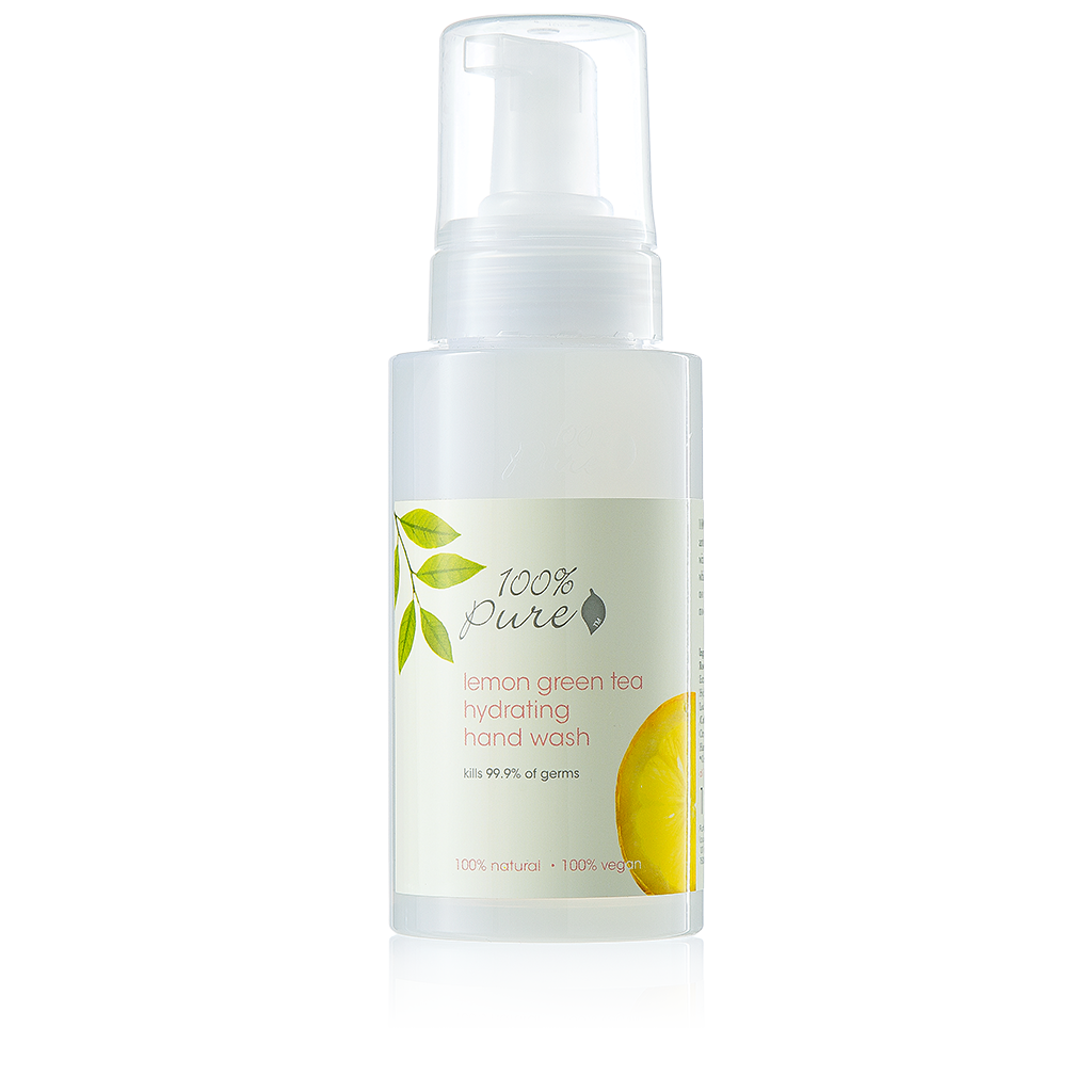 Lemon Green Tea Hydrating Hand Wash (Discontinued)