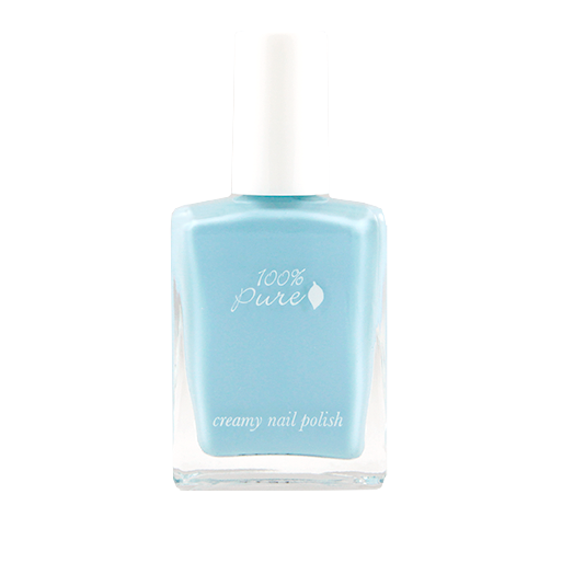 Creamy Polish: Cornflower
