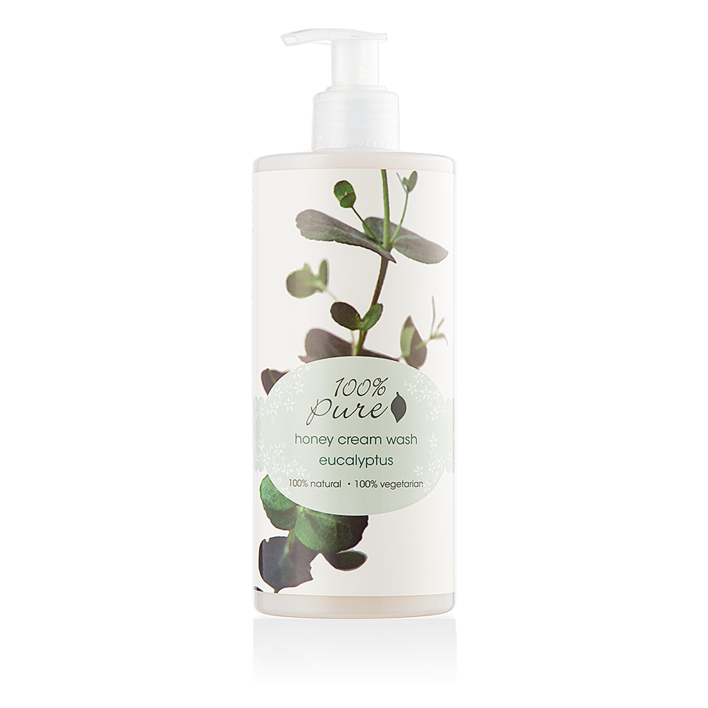 Honey Cream Wash Eucalyptus (Discontinued)