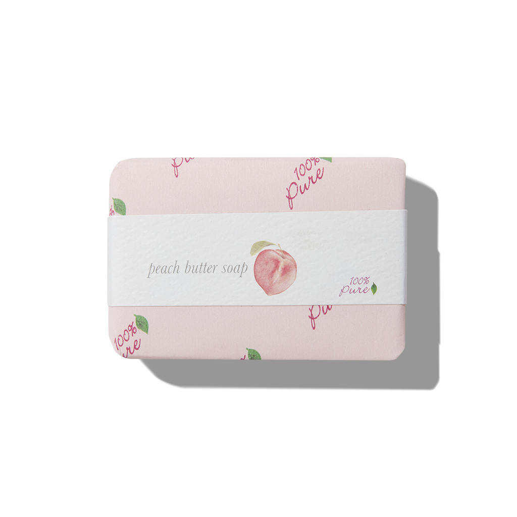 Peach Butter Soap