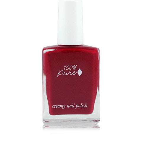 Creamy Polish: Cherry Pop