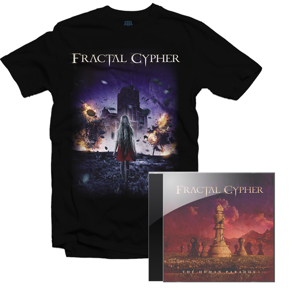 Fractal Cypher - Girl & The Human Paradox Bundle - Band-Brand