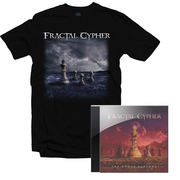 Fractal Cypher - Chess & The Human Paradox Bundle - Band-Brand