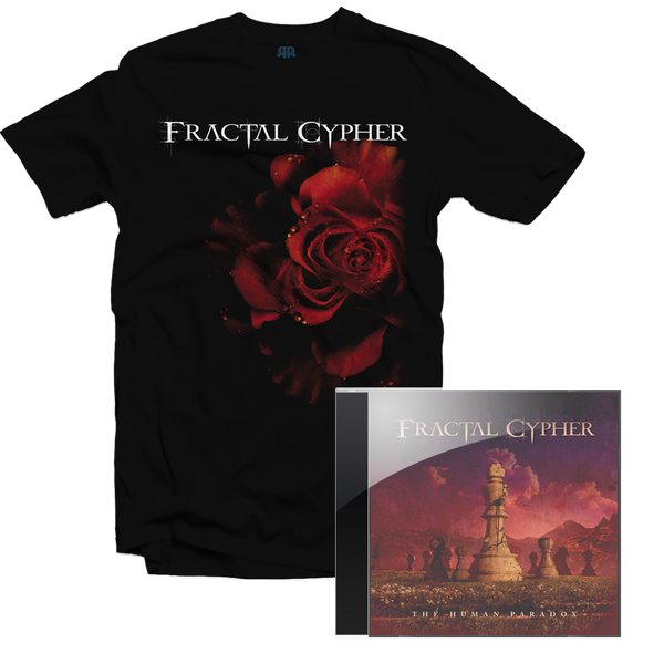 Fractal Cypher - Rose & The Human Paradox Bundle - Band-Brand