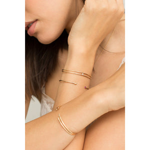 Diamond Cuff - JoeLuc Jewelry