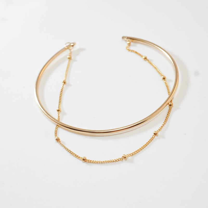 Bar + Bauble Chain - JoeLuc Jewelry