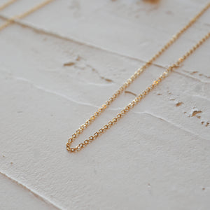 Cable chain - JoeLuc Jewelry