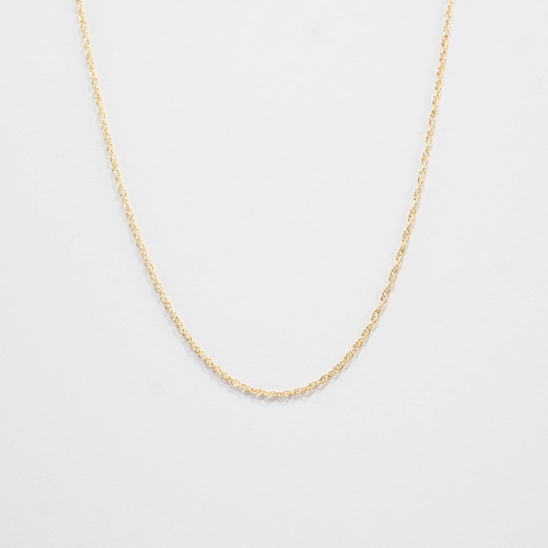 Fine Rope Chain - JoeLuc Jewelry